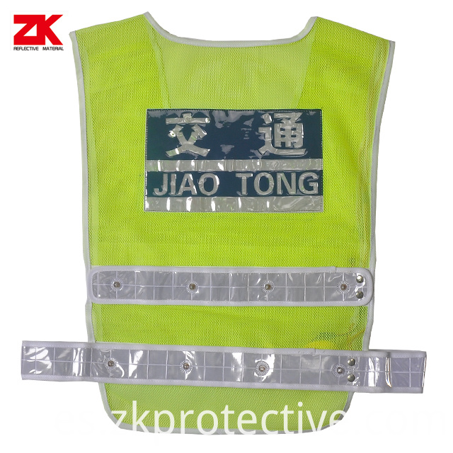 Hi Vis Vest With Led Light