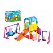 Brinquedo dos desenhos animados bricolage fairground brinquedo (h9544274)
