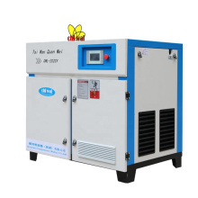 15 Kw 20 Hp Industrial Rotary Screw Air Compressor Variable Frequency Best AC Power Air Compressor For Sale