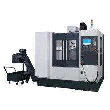 VMC650 vertical cnc bed milling machine
