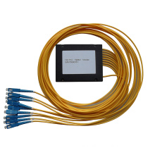 Piogoods high quality low price 1:8 optical fiber PLC Splitter for huawei cisco communication