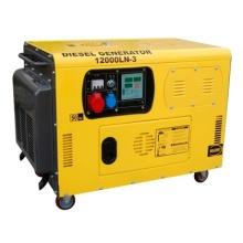 Дизельный бесшумный генератор с Ce и ISO9001