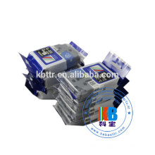 Label Maker ruban adhésif pour étiquette laminée tz231 ruban de cassette laminé noir sur blanc, largeur 12 mm