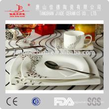 0crockery ceramic porcelain bone china mug with lid dinner plate Christmas decor gift box