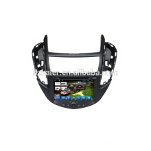 ¡DVD de coche! HOT con enlace de espejo / DVR / TPMS / OBD2 para pantalla táctil completa de 8 pulgadas Sistema Android 4.4 Chevrolet TRAX