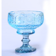 Wholesale Indoor Decorative Glass Ice Cream Bowl