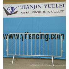 Временный забор из оцинкованной стали с гальванизированным покрытием