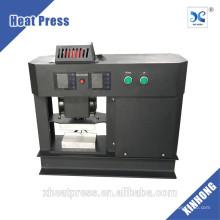 FJXHB5 plaques chauffantes à double colonne 5x5 machine à pression thermique avec garantie