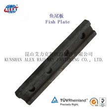 Railroad Fishplate for Steel Rail Fastening (BS100A)