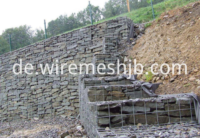 Hot Dipped Galvanized Gabions