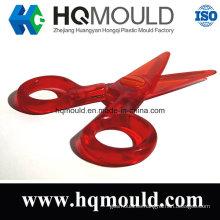 Molde plástico de la inyección de las tijeras de Hq
