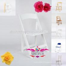 Ensemble de table et chaise pliante portable en gros