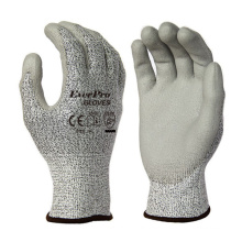 13/15 Gauge HPPE Ansi Level 5 Cut Resistant Gloves For Oil Drilling