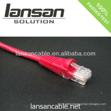 ul listed cat 6 cable cat6 connector 23awg OEM available