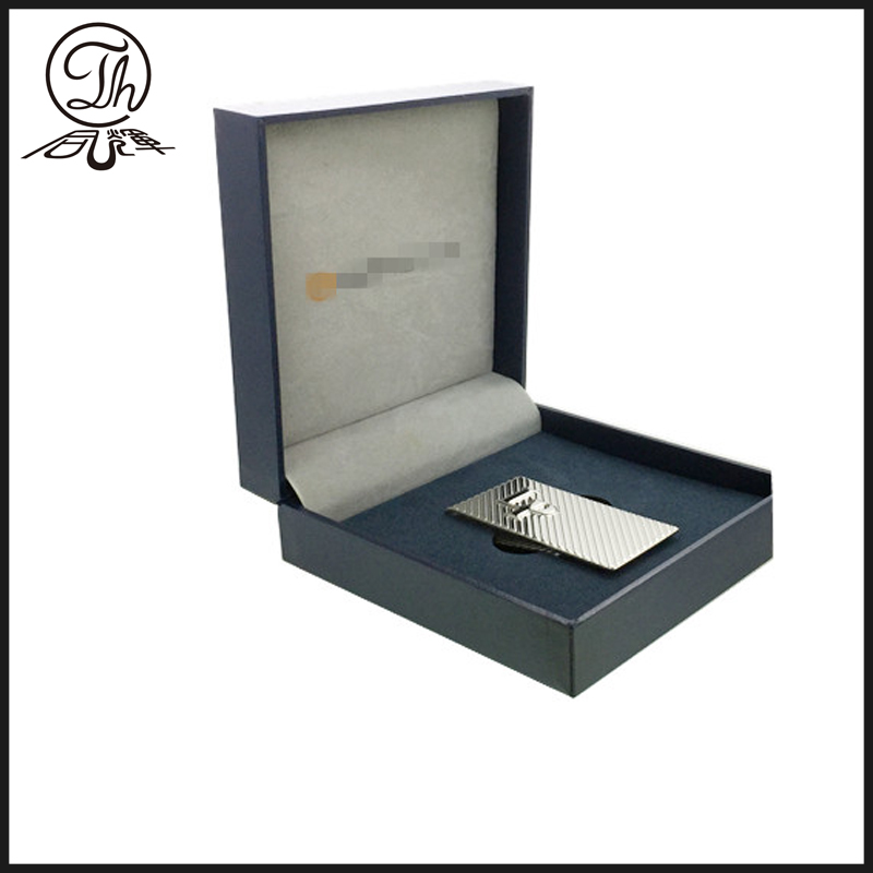 Money clip box