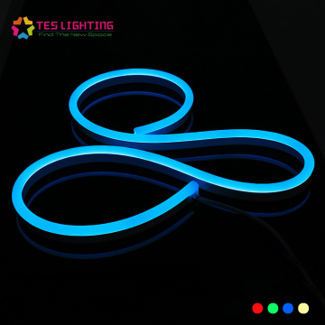 Striscia LED RGB neon neon in silicone impermeabile