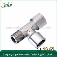 Raccords de tuyauterie Penumatic en laiton de haute qualité