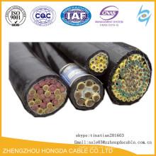 KVV-Steuerkabel 50 Kabel 2,5 mm2 Kabel PVC-isolierter Draht