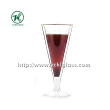 Single Wall Wine Glass by SGS (200ML)