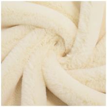 Forro polar de piel sintética para mantas de ropa