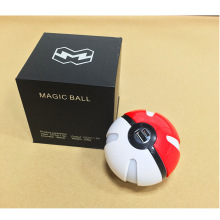 Cargador de Pokemon de la alta calidad 10000mAh Pokemon USB Pokeball Power Bank
