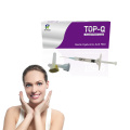 TOP-Q Inyecciones de ácido hialurónico para labios 24 mg / ml Dermal Filler Super Deep line 2ml
