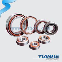 China GCR15 four point contact angular ball bearings