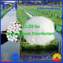 Désinfection aquacole chimique Chlorine Dioxide