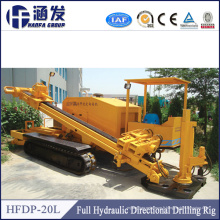 Trenchless Machinery Hfdp-20L Professional Horizontal Directionnel Drill