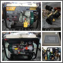2014 Nuevo generador diesel del soldador con el alternador de la buena calidad