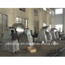 Термочувствительный материал Двухконусный вращающийся вакуумный сушильный аппарат, сушильная машина