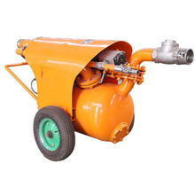 Australia Style Air Driven Operated Pneumatic Dredge Pump