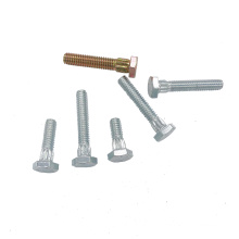 Bolt Hot Sale at Low Prices Grade 8.8 Hexagon Head Steel Hex DIN M2.5---M12 4mm---150mm ISO9001 CN;ZHE 35k /