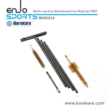 Borekare Hunting Military Multi-Section Blackened Iron Rod Set (PRO)