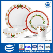 reproduction porcelain modern porcelain plates restaurant
