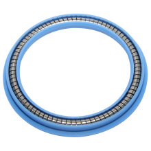 Flanged Heel Groove Teflon Spring Seals (PTW)