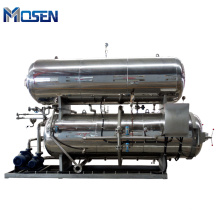 Canned food usuage small autoclave sterilizer
