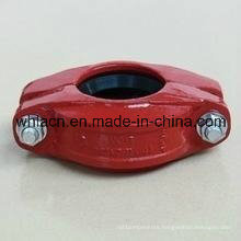 Stainless Steel Investment Casting Grooved Coupling (lost wax casting)