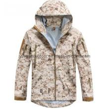 Military Hardshell Waterproof and Breathalbe Lamilated Jacket