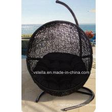 Proch Garden Patio Wicker Rattan Suspension Outdoor Swing Chair