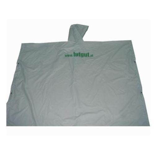 Poncho impermeable pvc eco-medio ambiente