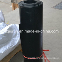 1-60mm Thickness Black SBR Rubber Floor Sheet