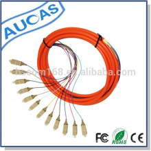 manufacture optic fiber pigtail cable single or multimode