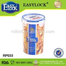 EASYLCK mel apertado frasco de mel de plástico 1000ml