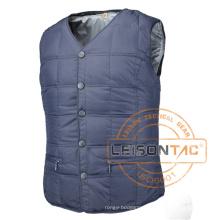 TAC-TEX IIIA Fashion Bullet Proof Lifestyle Waistcoat Concealable, ballistic Life Vest Bulletproof Waistcoat