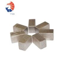 2020 China factory hot sale 1800mm diamond core bit segment for Granite Marble Sandstone