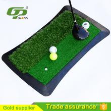 Cheap medio largo medio corto campo de práctica de golf de hierba