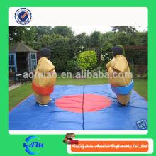 Combinaisons de lutte contre le sumo gonflables pour enfants et adultes