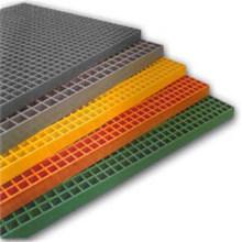 Grating Platform Corrosion Resistance FRP Molded Grating Fiberglass Grids Mesh for Platform