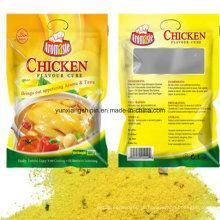 4G 5g 10g 12g 17g FDA Kosher halal tempero Chicken Cube / Pó Fornecedor